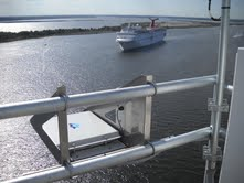 Air gap sensors helping cruise traffic in Jacksonville, FL
