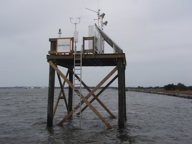 Photo of station #8720228, Little Jetties, FL